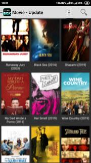 Onebox HD v1.0.1 - Phim và TV Shows (Mod AD-Free)