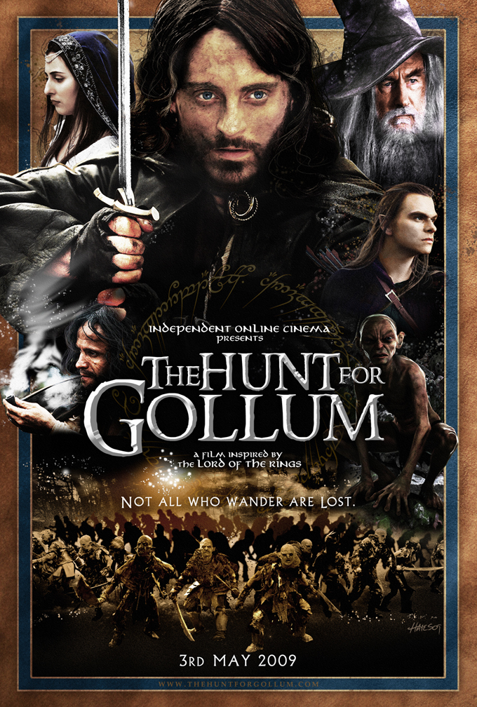 The Hunt For Gollum Deutsch