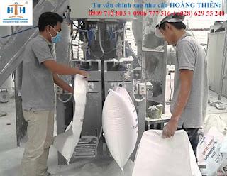 Các loại cân đóng bao 12345 đầu thùng chất lượng cao
