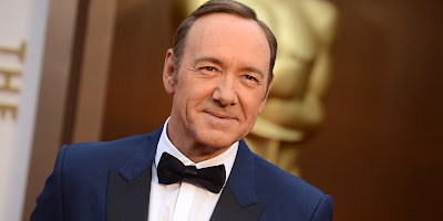 @Instamag-Kevin Spacey 'loves' doing comedy roles