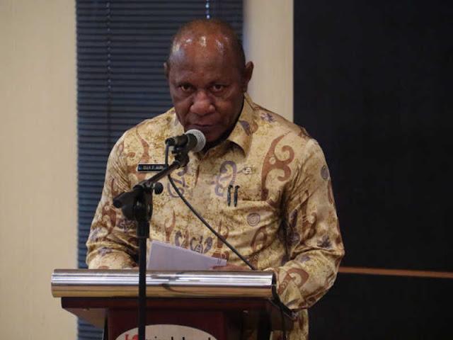 SKPD di Provinsi Papua Diminta Optimalkan Realisasi DAK Fisik