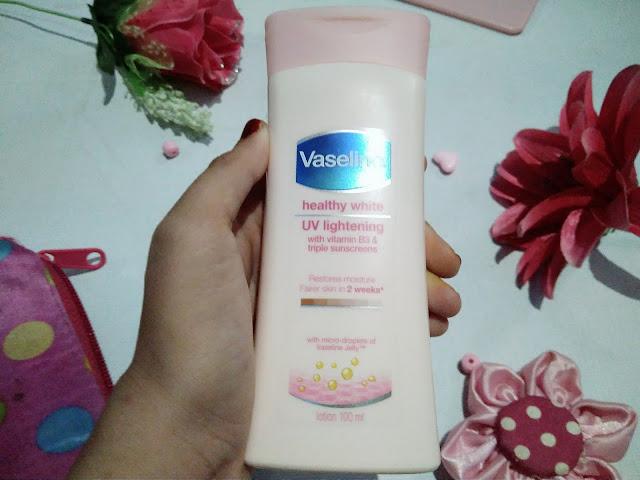 handbody vaseline