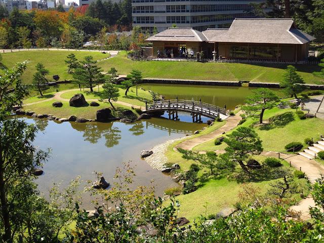 Kanazawa Kenrokuen Garden. Tokyo Consult TokyoConsult.