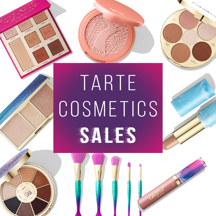 What's On Sale | Tarte Cosmetics (October 2018)