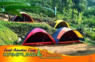 tempat camping di puncak bogor