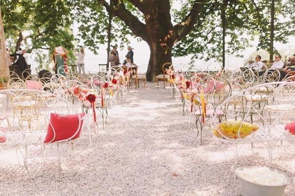 Decorar boda en el campo en tonos blancos chicanddeco