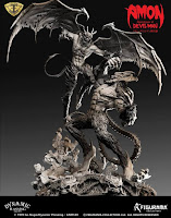Amon vs Devilman - Figurama Collectors
