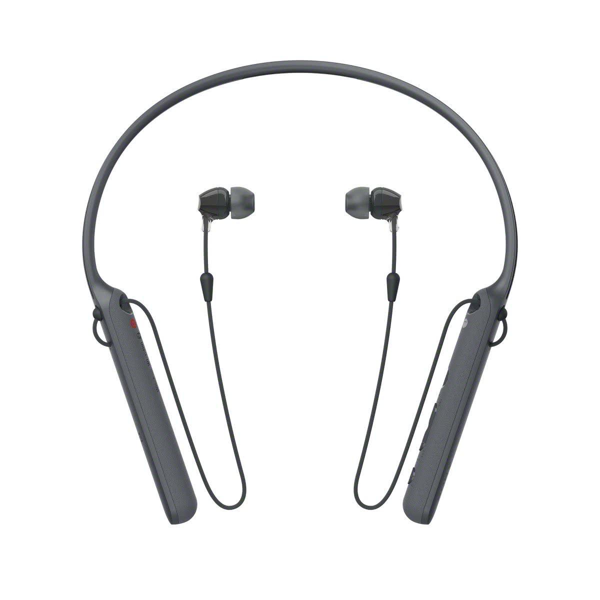 sony wi c400 wireless in ear headphones the walkman blog. Black Bedroom Furniture Sets. Home Design Ideas