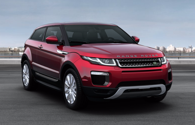 range rover evoque restyl 2016 couleurs colors. Black Bedroom Furniture Sets. Home Design Ideas