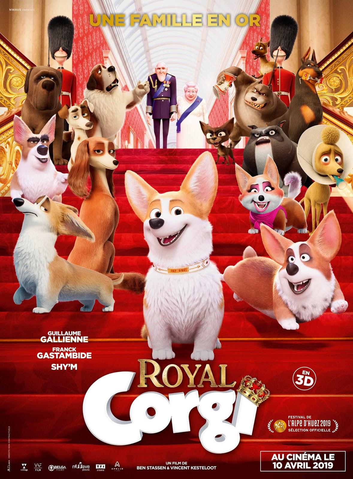 25c101e61973 Les enfants - et les grands - vont être une de nouvelle fois gâtés avec un  nouveau film d'animation qui débarque sur les écrans le 10 avril prochain.