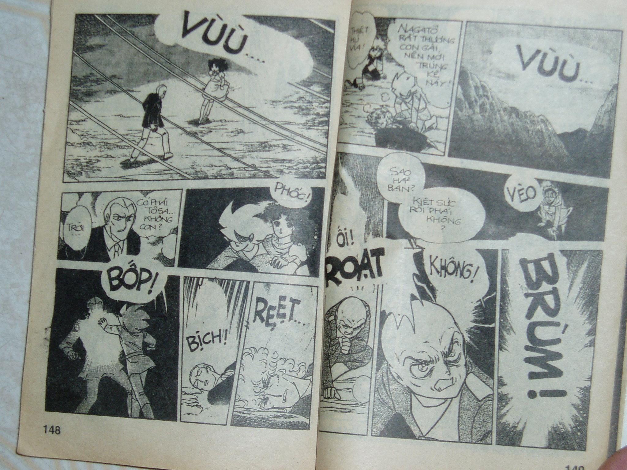 Siêu nhân Locke vol 13 trang 70