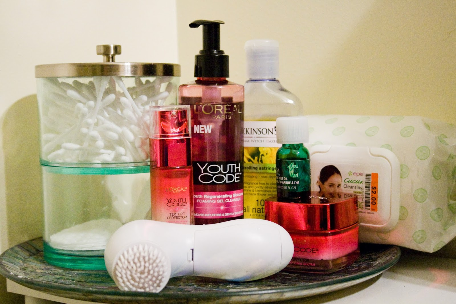 five sixteenths blog: Current Skin Care Routine \/\/ Early 2014