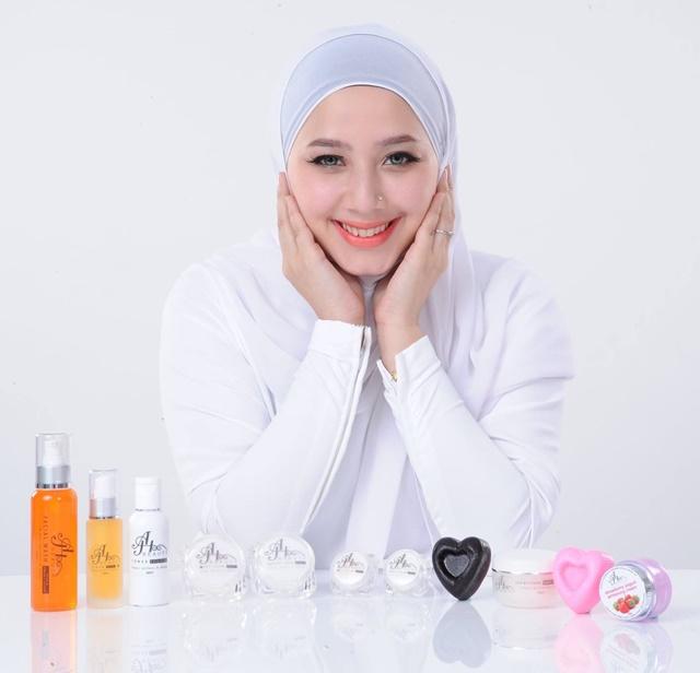 produk kecantikan ah beauty
