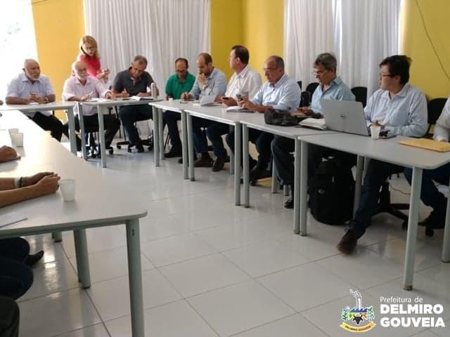 Encontro discute promoção e investimentos em áreas às margens do Canal do Sertão