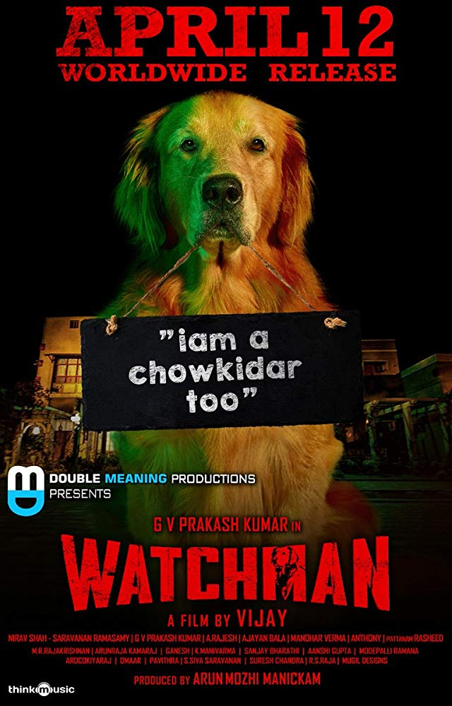 Review Filem Watchman