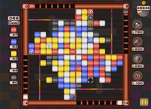 تحميل لعبة المربعات الملونة Tisnart Tiles للكمبيوتر