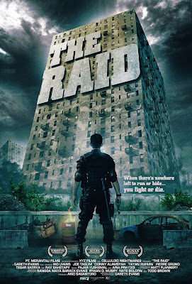 Review dan Sinopsis Film The Raid (2012)