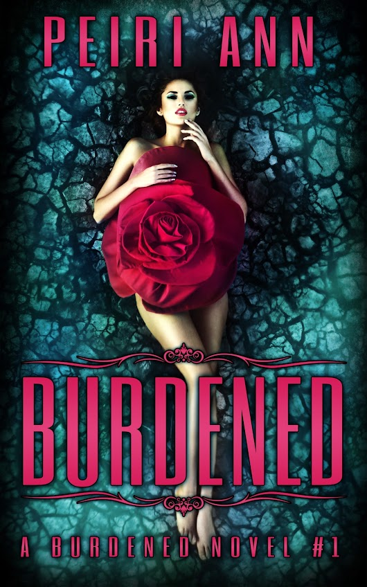 Blog Tour - Excerpt & Giveaway - Burdened by Peiri Ann