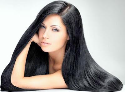 Tips Alami Rambut Hitam Dan Lembut