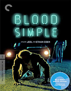 DVD & Blu-ray Release Report, Blood SImple, Ralph Tribbey