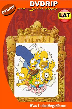 Los Simpson Temporada 1 (1989) Latino DVDRip ()