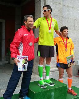 Club Marathón Aranjuez en Cpto Madrid Montaña