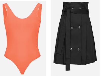Body com saia: Combinação perfeita para seu carnaval