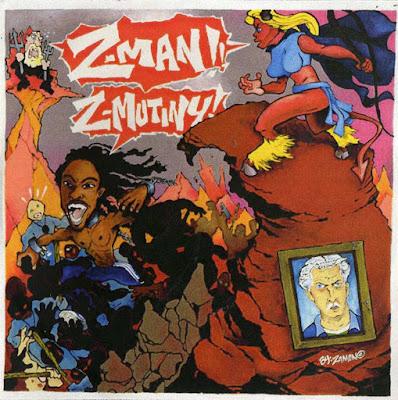 Z-Man – Dope Or Dog Food (2004) (CD Album Promo) (FLAC + 320 kbps)