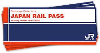 Rail Pass to Japan