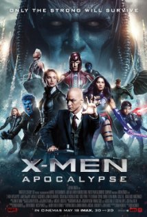 Nonton X-Men: Apocalypse (2016) FullMovie HD