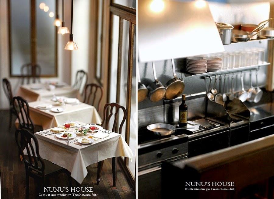 Simply Creative Nunu S House Miniatures By Tomo Tanaka