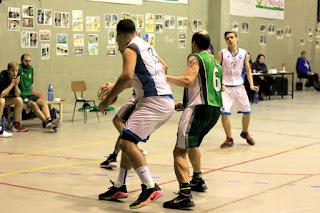 El Paúles cae 63-78 ante el Salleko