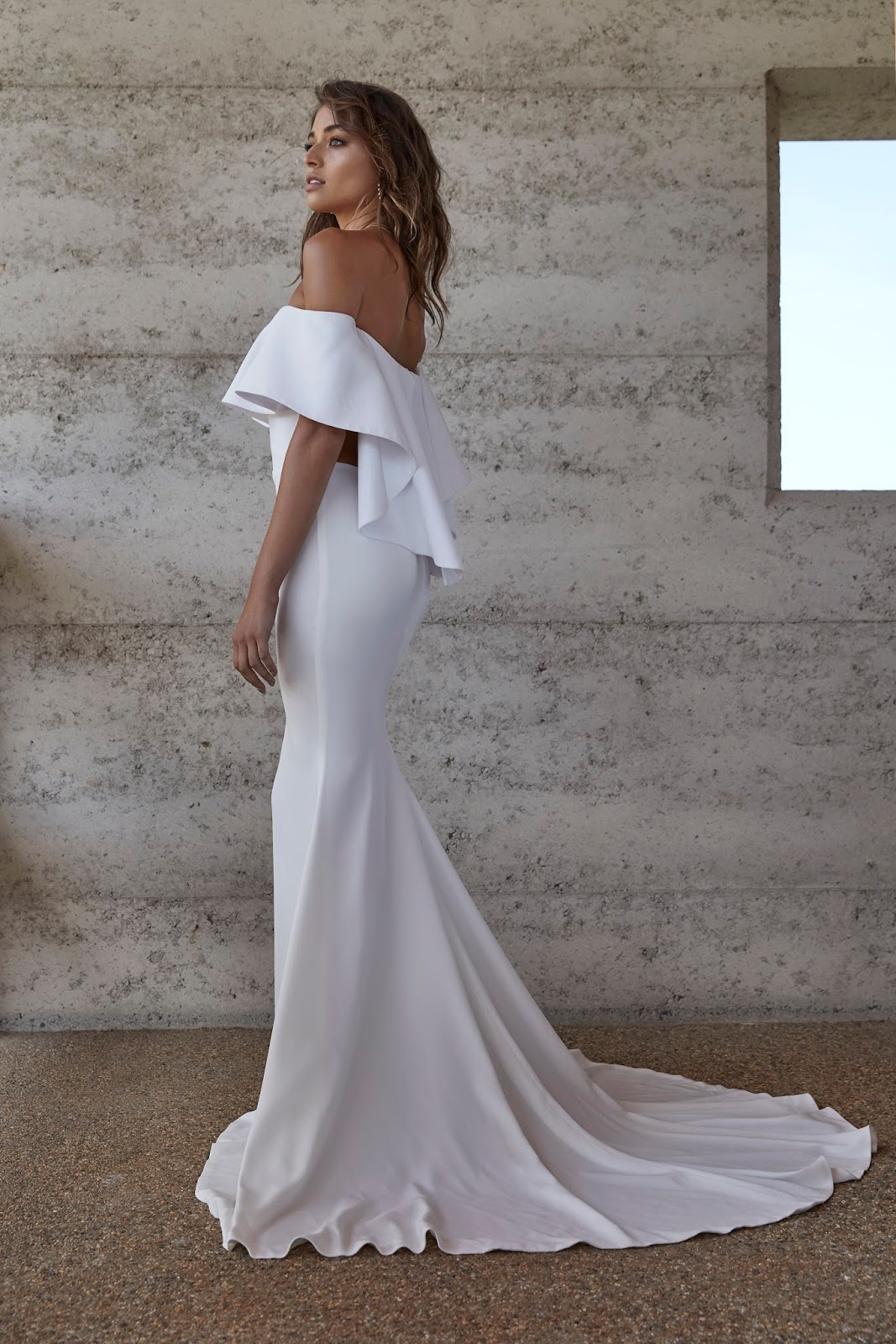 Reign Wedding Dress | Chosen By One Day New Reign Bridal Editor