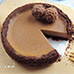 Baking Hacks: Stove Top Chocolate Hazelnut Cheesecake
