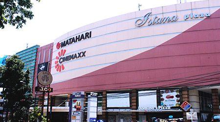 Jadwal Cinemaxx Istana Plaza Bandung