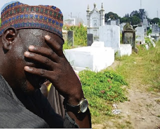 Why I Slept In Coffin For 2 Days At Cemetry, Negotiated With The Dead - Lagos Igbo Trader Confesses