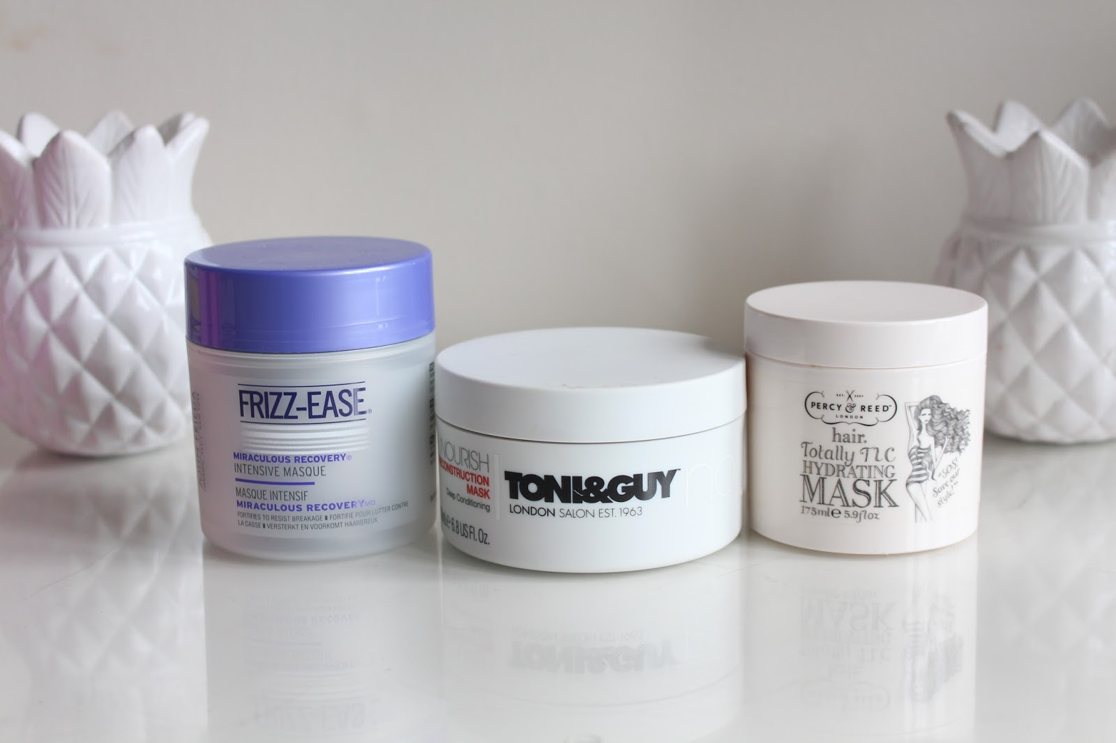 Top Three Hair Masks