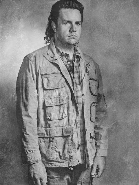 Josh McDermitt como Dr. Eugene Porter – The Walking Dead _ sexta temporada, Silver Portraits – Photo Credit: Frank Ockenfels 3/AMC