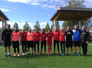Fútbol | Pauldarrak regresa de Suecia con 2 oros, una plata, un bronce y el premio al juego limpio