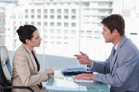 entrevista de emprego gerencial