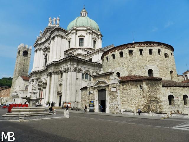 piazza paolo VI brescia