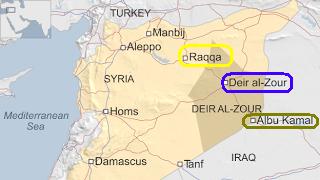 Syrian Deir ez-Zor