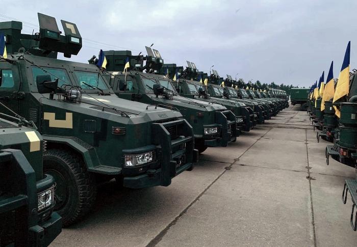 бронеавтомобіль Козак-2