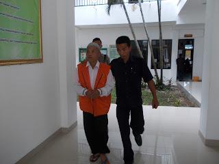 Dituntut 12 Tahun, Suwaji Mengaku Tidak Bersalah