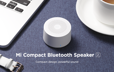 Xiaomi Mi Compact Bluetooth Speaker 2 Launched in India for Rs 799