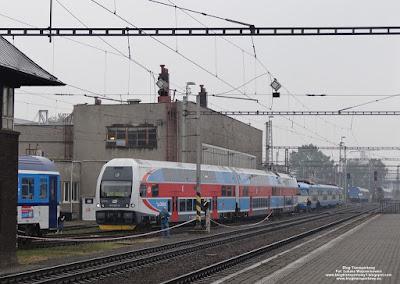 CityElefant, České dráhy