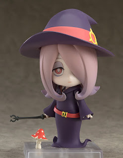 Nendoroid Sucy Manbavaran de Little Witch Academia - Good Smile Company