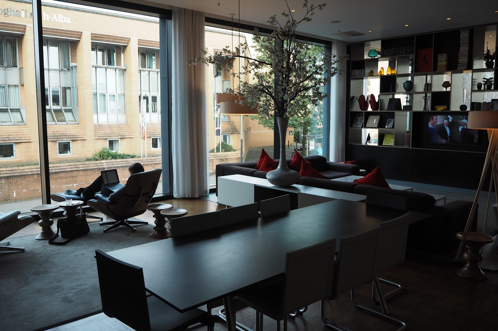 CitizenM Glasgow hotel review, weekend in Glasgow
