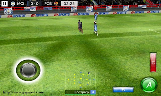 Download FTS Mod FIFA 17 by Ahmad Apk + Data