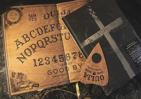 Quinta do terror   Exorcismo - Darkside